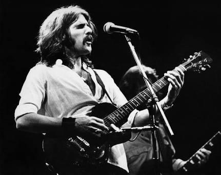 Recordando a Glenn Frey, guitarrista de Eagles (1948-2016)