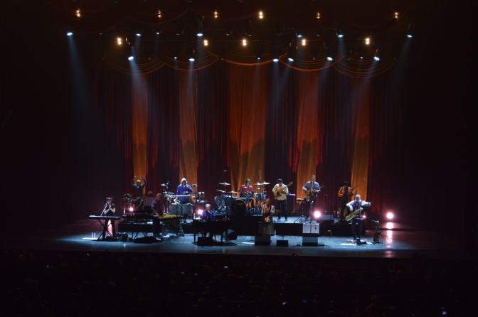 "Brian Wilson presentó ""Pet Sounds"" en el Auditorio Pabellón M"