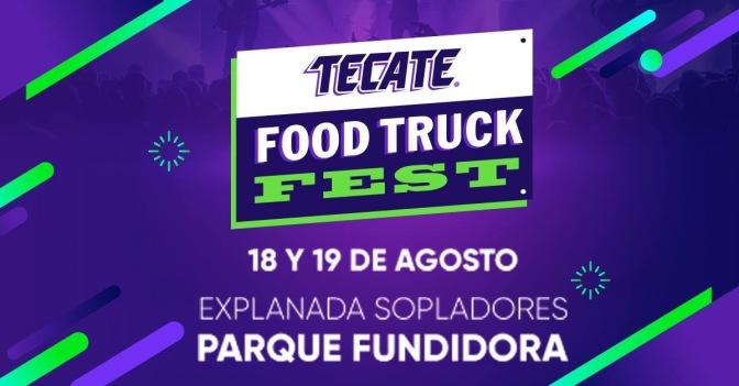 Tecate Food Truck Fest ya tiene lineup