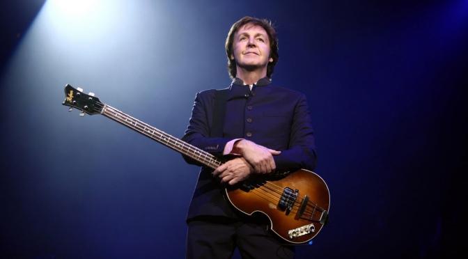 Paul McCartney regresa con nuevo álbum