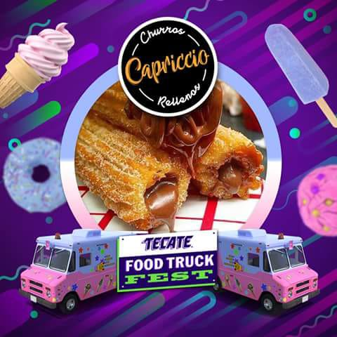 Información importante del Food Truck Fest!