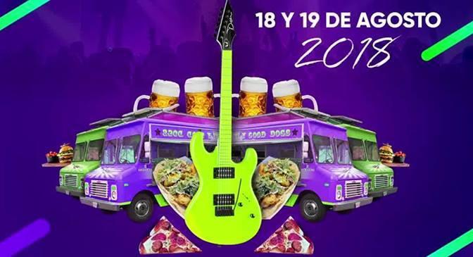 Se acerca la fecha del Food Truck Fest