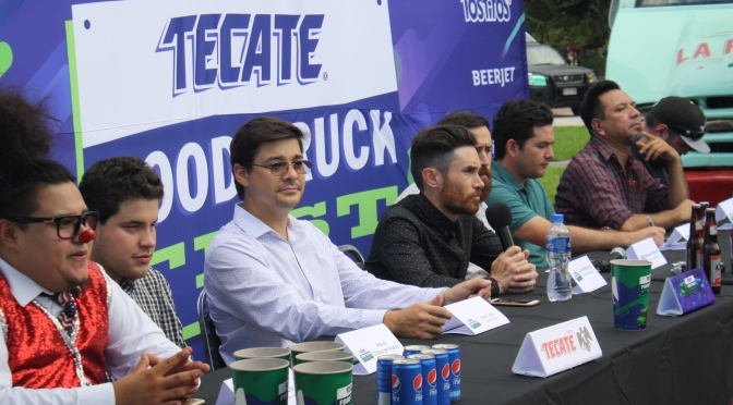 Todos los detalles del Tecate Food Truck Fest