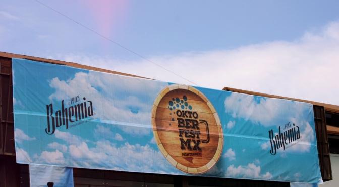 Galería: Oktoberfest Mx en Parque Fundidora